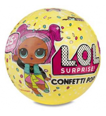 LOL LLU09000. L.O.L. Confetti Pop S3 Doll