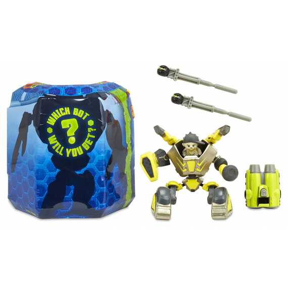 Ready2Bot 5538885. Battle Pack. Child Tag Team Model.