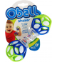 Oball 402-1107. Double rattle.