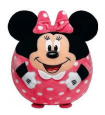 Ty 38051. Minnie Mouse soft toy.