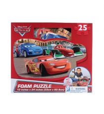 Cars 1314214. Foam puzzle. 25 pieces.