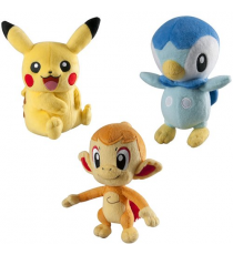 TOMY T18035C6. Soft toy Pokemon. Random model.
