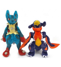 TOMY T18285. Soft toy Pokemon. Random model.