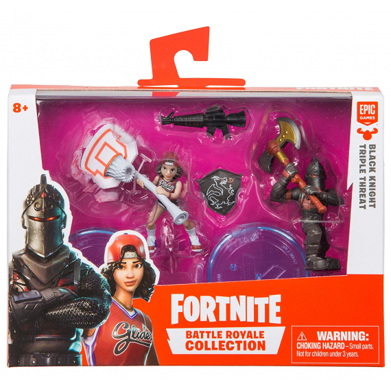 Fortnite 35631. Pack of 2 figures.