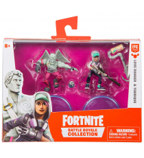 Fortnite 35632. Lot de 2 figurines.