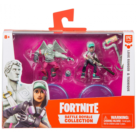 Fortnite 35632. Pack of 2 figures.