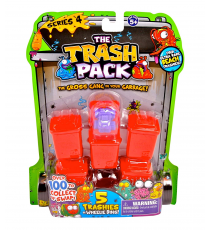 The Trash Pack 68115. Figura. Serie 4. Modello casuale.