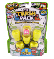 The Trash Pack 68152. Blister figuras. Serie 5