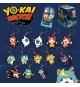 Yo-Kai Watch 713803254166. Keychain.