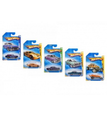 Hot Wheels 5785. Coches. Modelo aleatorio.