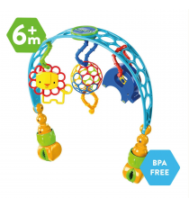 Oball 402-5366. Bow with baby toys