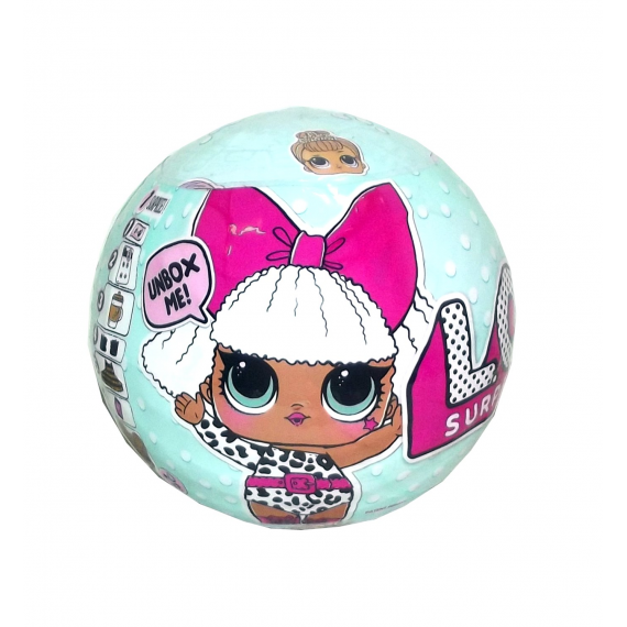 LOL Surprise. Surprise ball with doll Series 1
