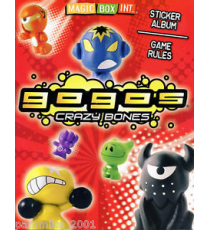 Gogo's Crazy Bones. Album series 1.