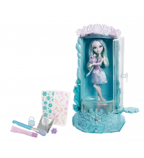 Ever After High DLB39. Epic Winter Sparklizer con muñeca Crystal Winter