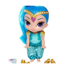 Shimmer and Shine 1461489A. Muñeca Samira.