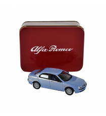 Alfa Romeo 4652. Alfa Romeo 156 car. Scale 1:43. Random model