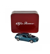 Alfa Romeo 4654. Alfa Romeo GTV car. Scale 1:43. Random model