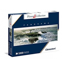 Clementoni 39353. Design Blast of wind. Puzzle 1000 pieces.