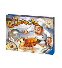 Ravensburger 22228. Board game The cockroach.