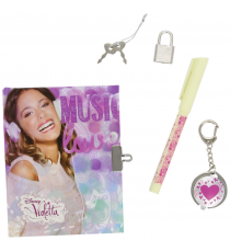 Violetta 5950301. Daily set for secret notes