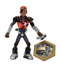 Matt Hatter - Super Villain - Model 12 cm : Cyber Racer