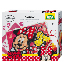 Disney 42605. Motif de broderie. Conception Minnie Mouse