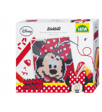 Disney 42606. Motif de broderie. Conception Minnie Mouse