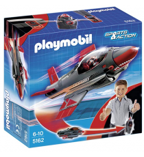 Playmobil 5162. Sport et action: Shark Jet.