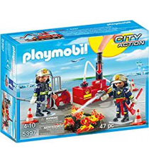 Playmobil 5397. Fire Equipment.