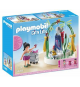 Playmobil City Life 5489. Showcase with LED lights.