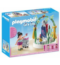 Playmobil City Life 5489. Vetrina con luci a LED.