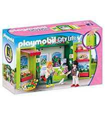 Playmobil 5639. Portable florist case.