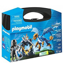 Playmobil 5657. Briefcase. Knights.
