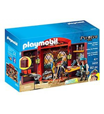 Playmobil 5658. Hideout of the pirates.