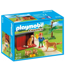 Playmobil 6134. Golden Retriever.