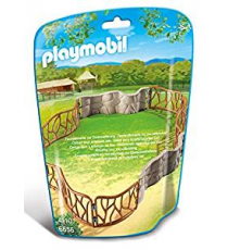 Playmobil 6656. Fences of the Zoo.