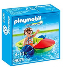 Playmobil 6675. Boat for children.