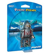 Playmobil 6821. Figure. Medieval knight.