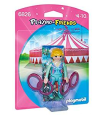Playmobil 6826. Figure. Gymnaste.