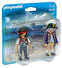 Playmobil 6846. Pacchetto Duo: Pirati.
