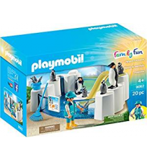 Playmobil 9062. House of the penguin