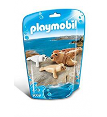 Playmobil 9069. Seal with pups.