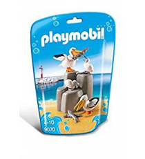 Playmobil 9070. Pelican family.
