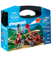 Playmobil 9106. Catapulta.