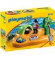 Playmobil 9119. Isla pirata