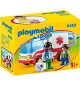 Playmobil 9122. Ambulancia.