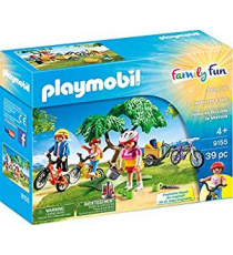 Playmobil 9155. Free Time with Mountain Bike.