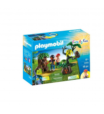 Playmobil 9156. Night walk.