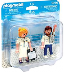 Playmobil 9216. Flight hostesses.
