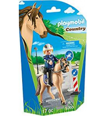 Playmobil 9260. Mounted police
